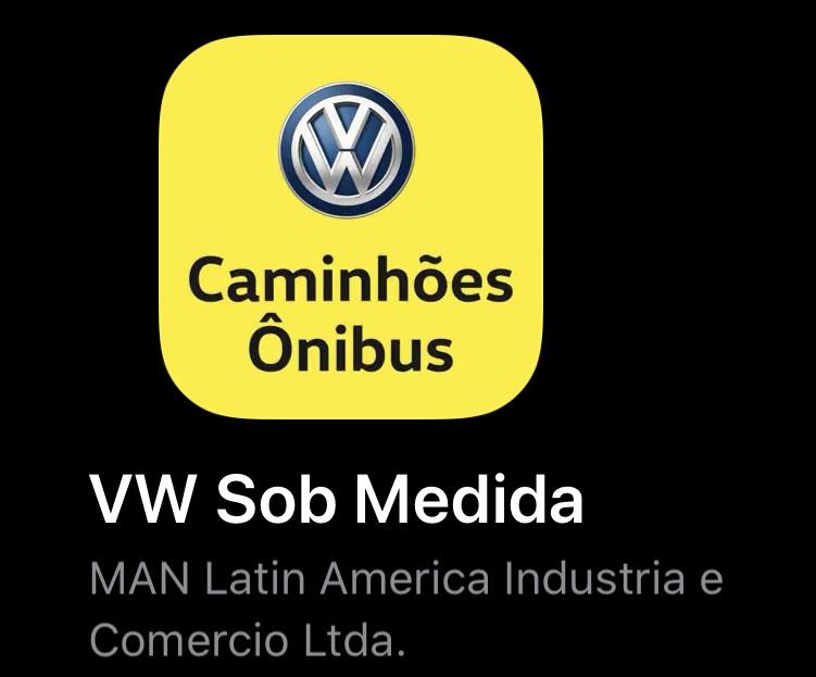 APLICATIVO VW SOB MEDIDA