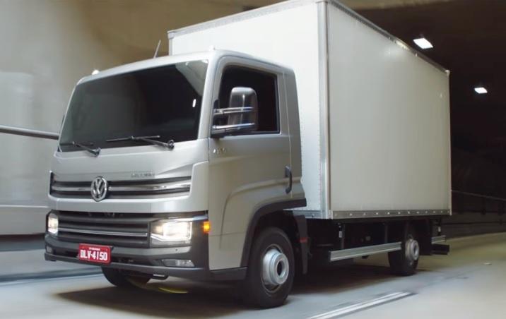 Volkswagen Caminhões comemora dois anos de mercado do Delivery Express