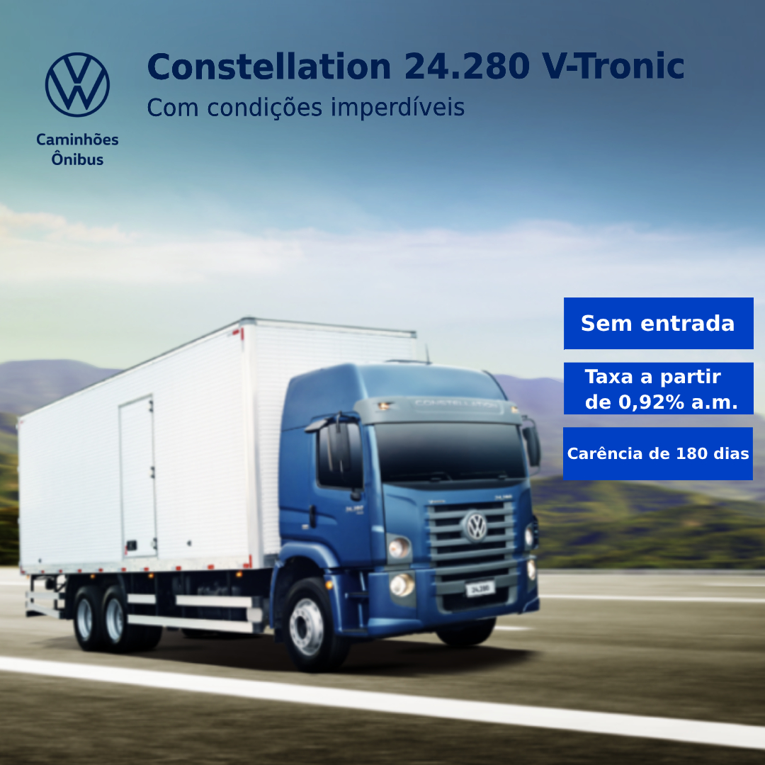 Constellation 24.280 V-Tronic