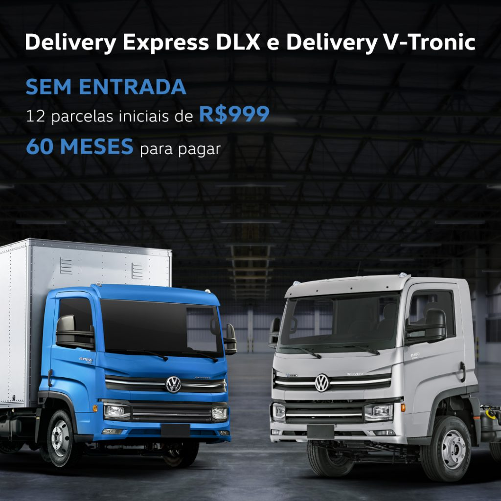 Delivery Express DLX e V-Tronic